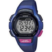 Relógio Feminino Casio Digital Lws-1000h-2avdf - Azul