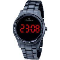 Relógio Feminino Digital Champion Ch48019a - Azul
