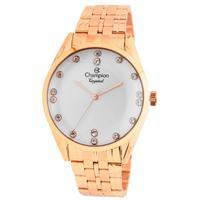 Relógio Feminino Champion Analógico Cn25547z - Rosê