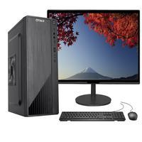 Computador Completo Fácil, Intel Core I3, 8gb, Ssd 120gb, Monitor 19, Hdmi, Led, Teclado E Mouse