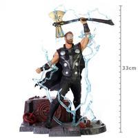 Thor Marvel Gallery Diamond Select - Vingadores Guerra Infinita