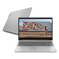 "Notebook Lenovo Ideapad S145 Ryzen 5-3500u, 12gb, 1tb, Rx Vega 8, 15.6"" Hd, Linux, Prata"