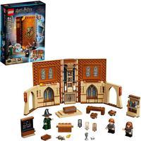 Lego Harry Potter - Momento Hogwarts - Aula De Transfiguração