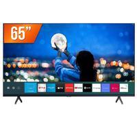 "Smart TV Led Crystal UHD 4K 65"" Samsung, Lh65beah Tizen, Wi-Fi, 3 HDMI, 1 USB, Bluetooth - LH65BEAHVGGXZD"