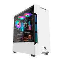 Pc Gamer Start Nli83011 Amd Ryzen 7 5700g 8gb vega 8 Integrado Ssd 240gb 500w 80 Plus