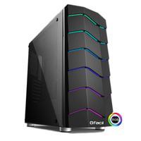Pc Gamer Fácil Intel Core I7 3.4ghz 16gb Hd 1tb Gtx 1650 4gb - Fonte 500w