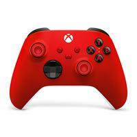 Controle Sem Fio Xbox Series Pulse Red - Qau-00066