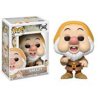 Boneco Funko Pop Disney Snow White Sneezy 342