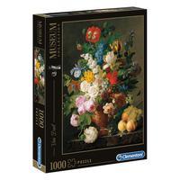 Puzzle 1000 Peças Van Dael - Vaso De Flores - Clementoni - Imp