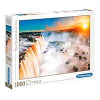 Puzzle 1000 Peças Cataratas - Clementoni - Importado