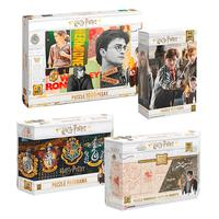 Combo Puzzles Harry-potter Ref.2