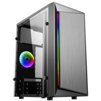Pc Gamer Playnow Amd Ryzen 3 2200g 8gb Ddr4 2666mhz (placa De Vídeo Radeon Vega 8) Ssd 240gb 500w Skill