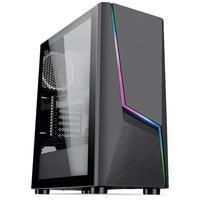 Pc Gamer Intel  Geração 10, Core I5 10400f, Geforce Gtx 1050 Ti 4gb, 8gb Ddr4 3000mhz, Hd 1tb, 500w 80 Plus, Skill Extreme