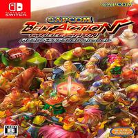 Capcom Belt Action Collection - Switch