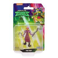 Mini Figura 5 Cm  Tartarugas Ninja - Foot Lieutenant - Sunny