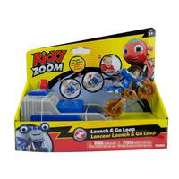 Ricky Zoom, Com Lançador - Loop