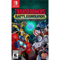 Transformers Battlegrounds - Switch