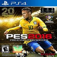 Pro Evolution Soccer  pes  2016 - Ps4